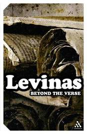 Beyond the Verse by Emmanuel Levinas image