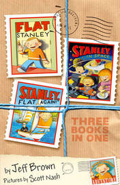 Flat Stanley by Jeff Brown image