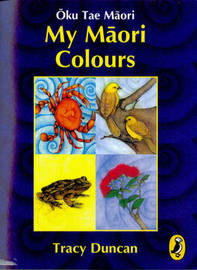 My Maori Colours by Tracy Duncan image