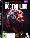 Doctor Who: The Complete Ninth Series - Limited Edition DVD
