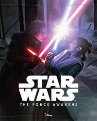 Star Wars the Force Awakens by Elizabeth Schaefer