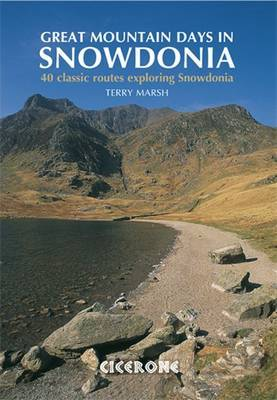Great Mountain Days in Snowdonia by Terry Marsh image