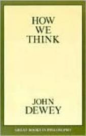 How We Think by John Dewey image