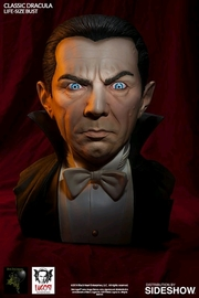 Universal Monsters: Dracula - 1:1 Scale Collectors Bust