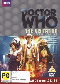 Doctor Who: The Visitation (Special Edition) on DVD