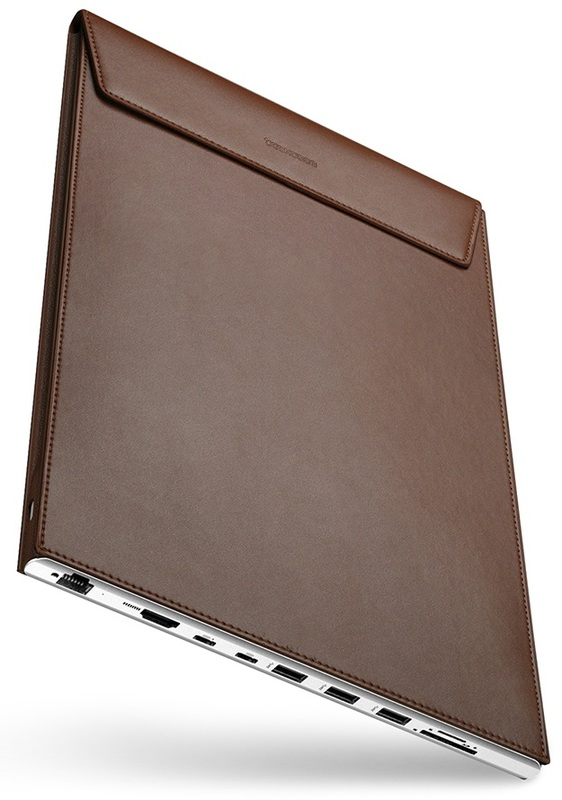 """DockCase A1 for MacBook 12"""" - Coffee"""
