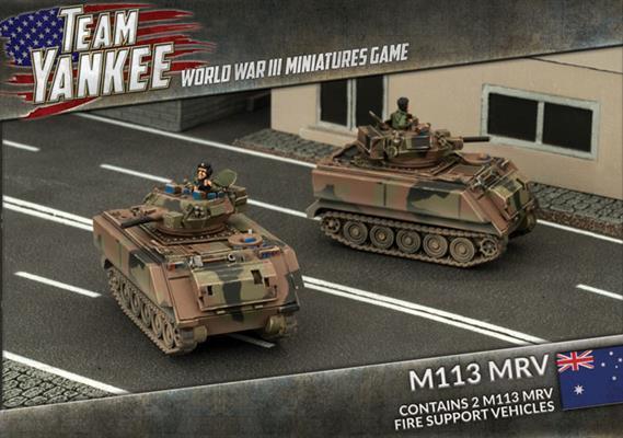 Team Yankee: Australian M113 MRV