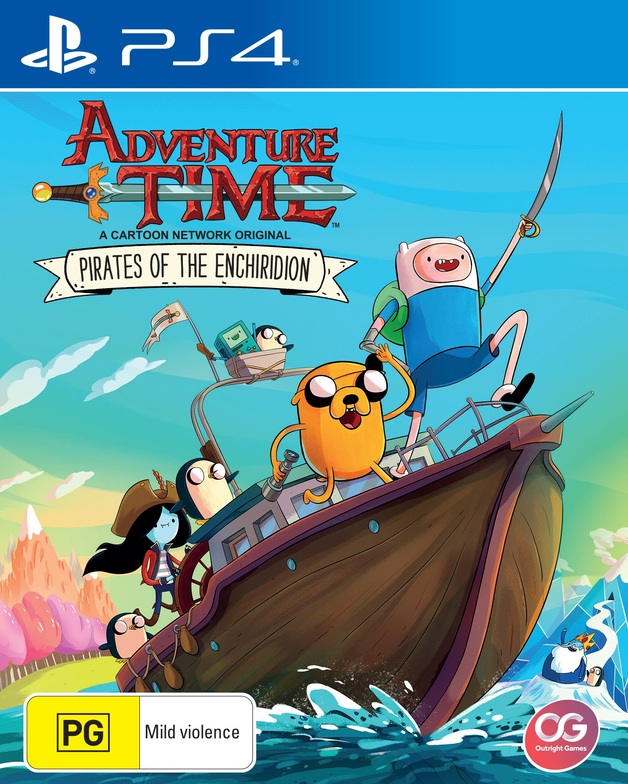 Adventure Time: Pirates of the Enchiridion for PS4