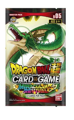 Dragon Ball Super TCG: Miraculous Revival Single Booster