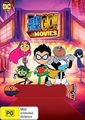 Teen Titans Go! To The Movies on DVD