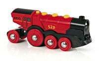 Brio: Railway - Mighty Red Locomotive image