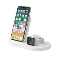 Belkin Boostup Wireless Charging Dock - White