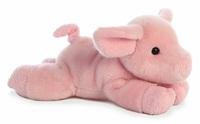Aurora: Mini Flopsie - Pickles Pig