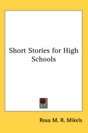 Short Stories for High Schools image