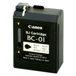 CANON BC01 Black Cartridge suitable for BJ10 BJ10E  BJ10EX BJ10SX & BJ20 Bubble-Jet Printers