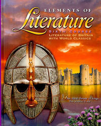 Elements of Literature, Sixth Course: Literature of Britain with World Classics image