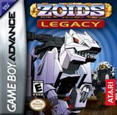 Zoids Legacy for Game Boy Advance