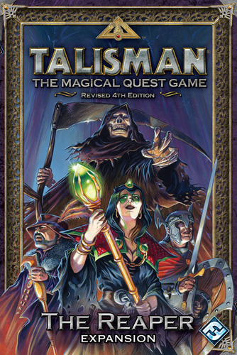 Talisman: 4th Edition - The Reaper Expansion