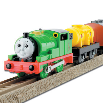 Thomas & Friends Motorized Engine - Percy
