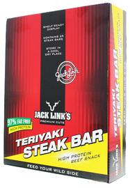 Jack Links Beef Steak Bar Teriyaki 25g x 25 pack