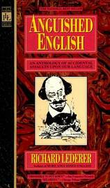 Anguished English by Richard Lederer image