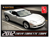 AMT 2012 Chevy Corvette Coupe 1/25 Model Kit