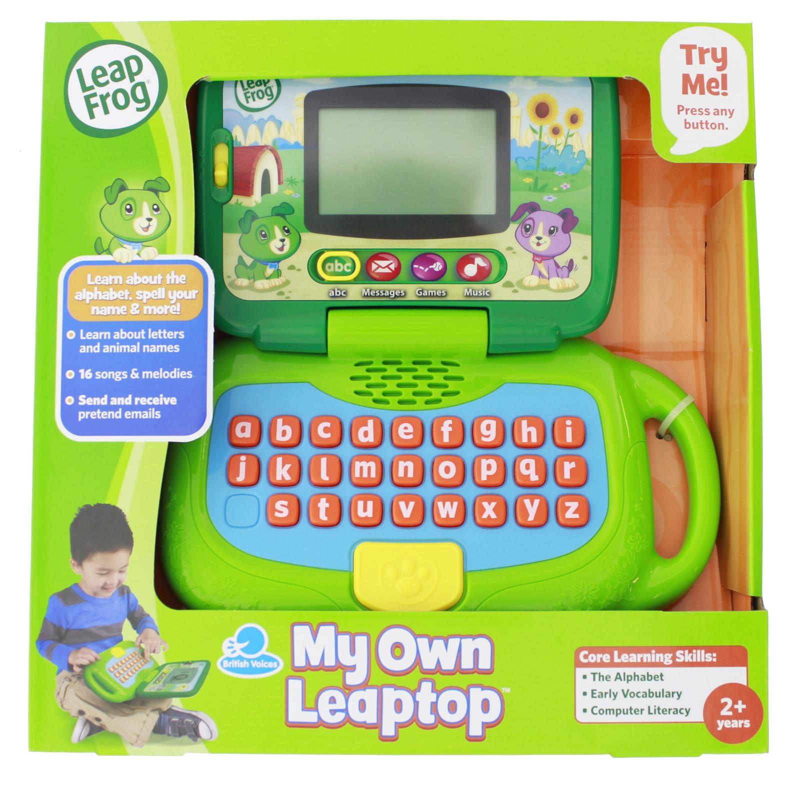 Leapfrog My Own Leaptop image