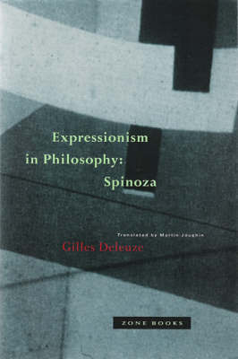 Expression in Philosophy by Gilles Deleuze image