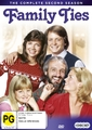 Family Ties - The Complete Second Season on DVD