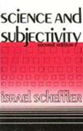 Science and Subjectivity by Israel Scheffler image