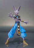 Dragon Ball: S.H.Figuarts - Beerus Figure