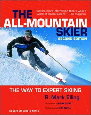 All-Mountain Skier by R. Elling