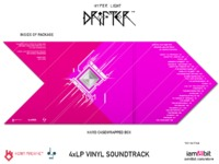 Hyper Light Drifter Soundtrack (4LP) by Disasterpeace image