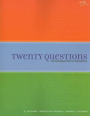 Twenty Questions by Meredith W. Michaels