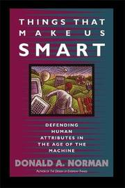 Things That Make Us Smart by Don Norman