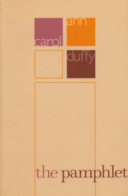 The Pamphlet by Carol Ann Duffy