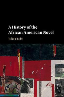 A History of the African American Novel by Valerie Babb image