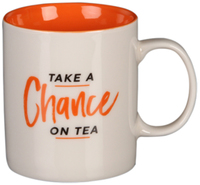 Musicology: Take a Chance on Tea Mug image
