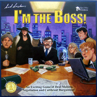 I'm the Boss image