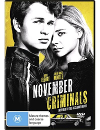 November Criminals on DVD
