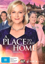 A Place To Call Home - Complete Season 5 on DVD