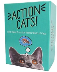Action Cats! - The Kitty Card Game