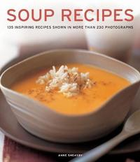 Soup Recipes by Anne Sheasby image