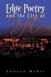 Edge Poetry and the City at Night by Edward Maher image