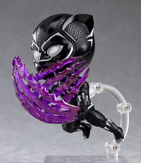 Nendoroid: Black Panther (Infinity Edition) - Articulated Figure image