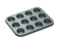 MasterClass: Non-Stick 12 Cup Mini Muffin Pan