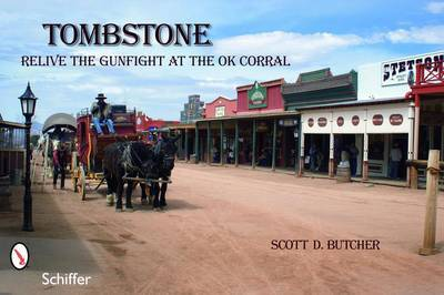 Tombstone by Scott D Butcher