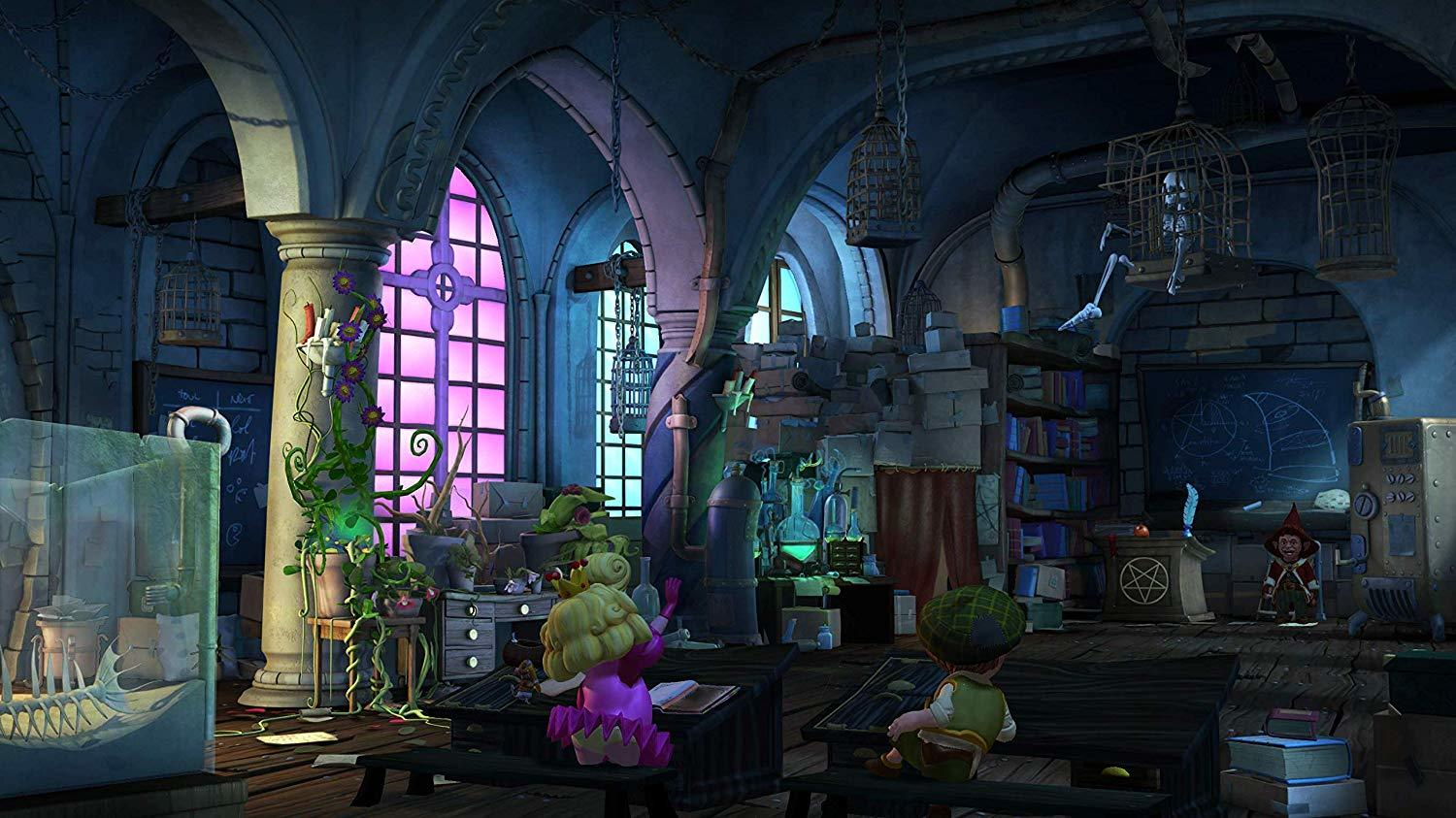 The Book of Unwritten Tales 2 for Switch image