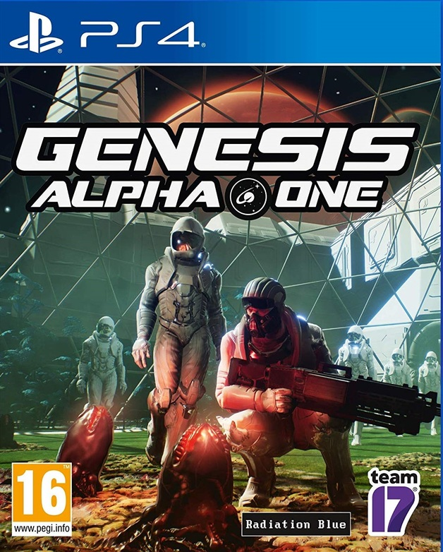Genesis: Alpha One for PS4
