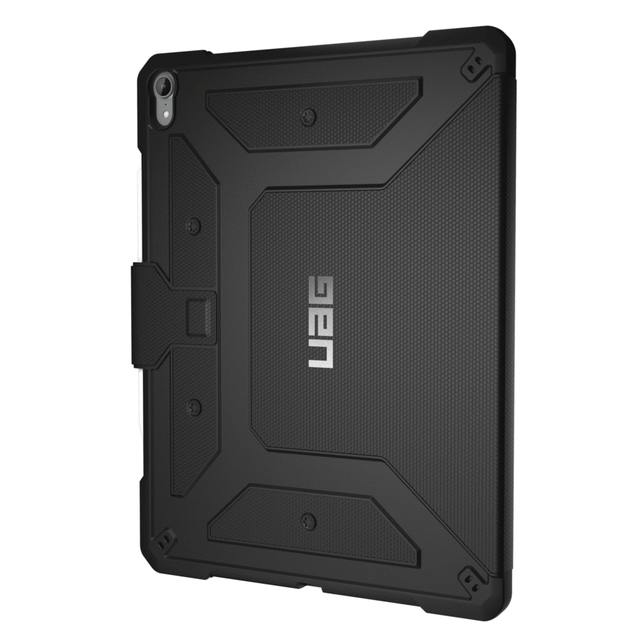 "UAG: Metropolis Case for iPad 12.9"" - Black"